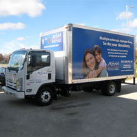 Vehicle and Truck Wraps